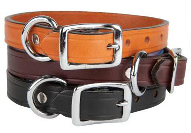 Cheap Leather Dog Collars