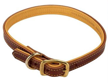 Weaver Deerskin Leather Dog Collars and Leads